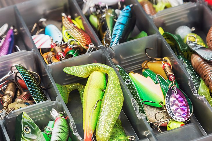 Baits Lures fishing