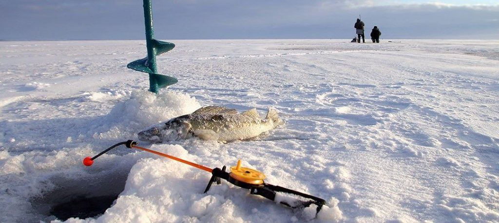Ice fishing Pro Tips