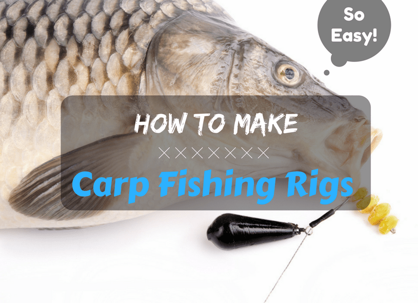 How to Make Carp Fishing Rigs (It's so easy!)-min