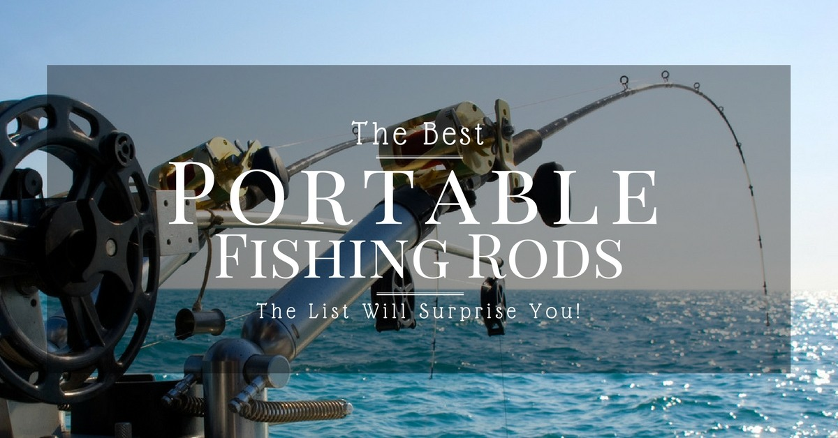 best-portable-fishing-rod