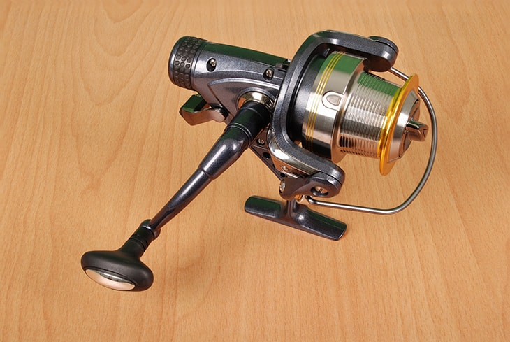 Type of fishing reel