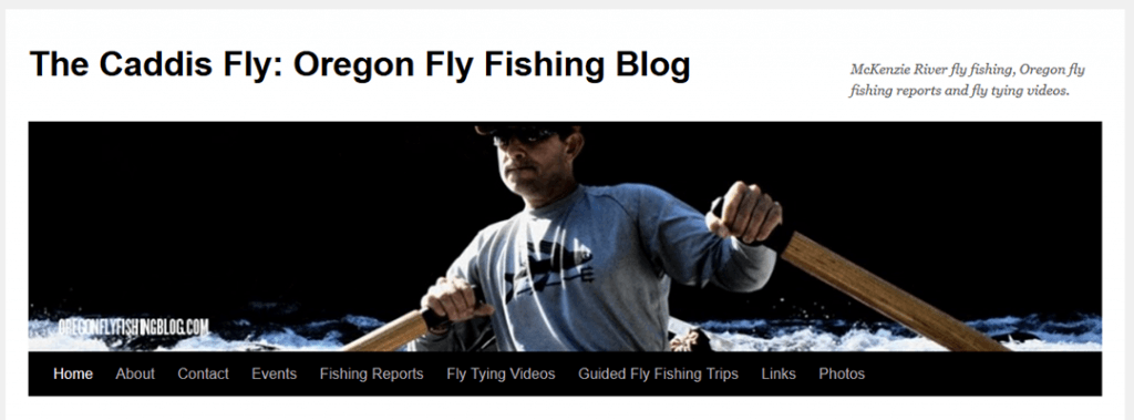 Oregon Fly Fishing Blog