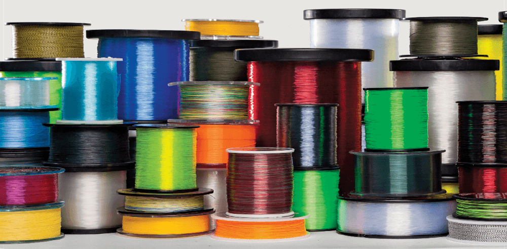 monofilament fishing line color