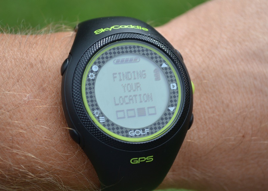 GPS Watch for fishing