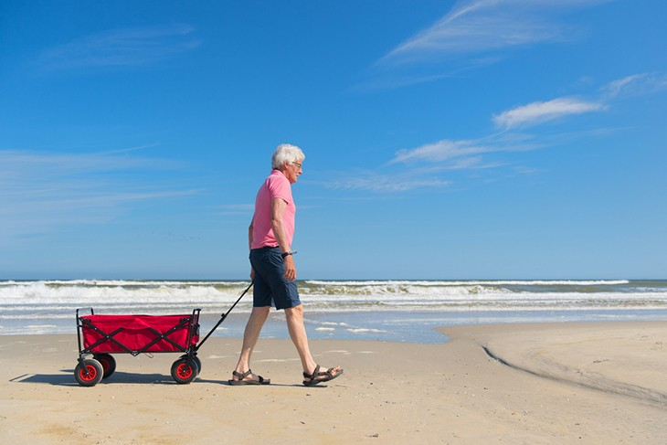 How To Choose The Best Beach Cart Stroller For Outdoor Fun