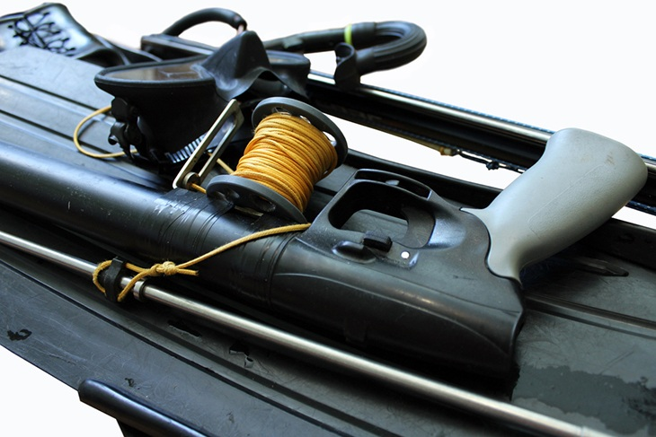 crossbow fishing kit