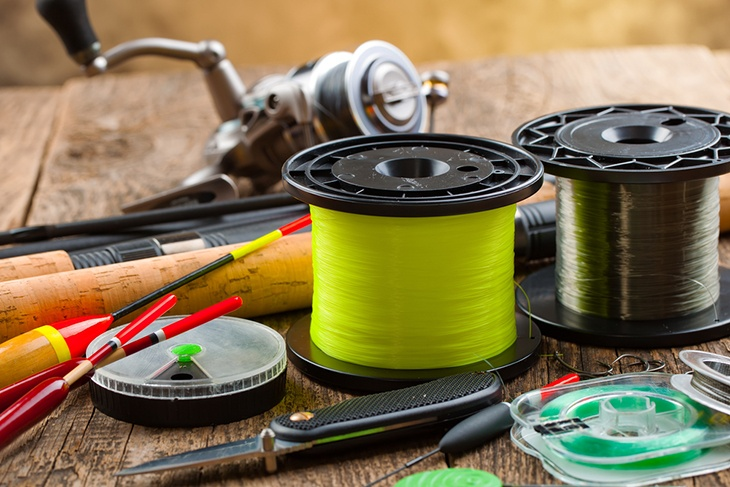Fishing Lines For Jerkbait Rods
