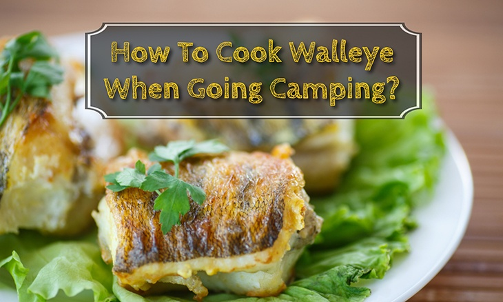 How To Cook Walleye When Going Camping? Easy And Simple Ways