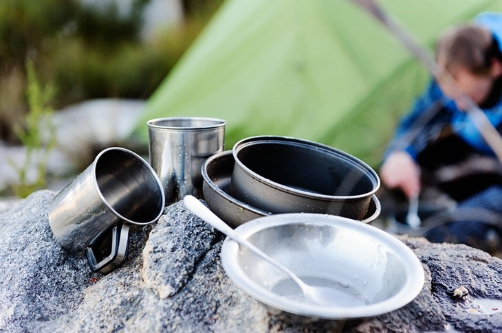 Camping-Cooking-Gear Backpacking Cookware-Min